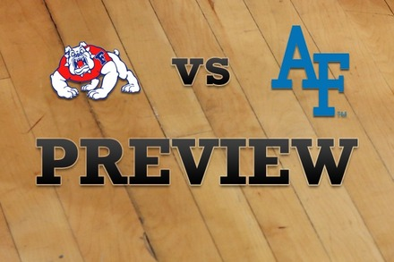 Fresno State vs. Air Force: Full Game Preview