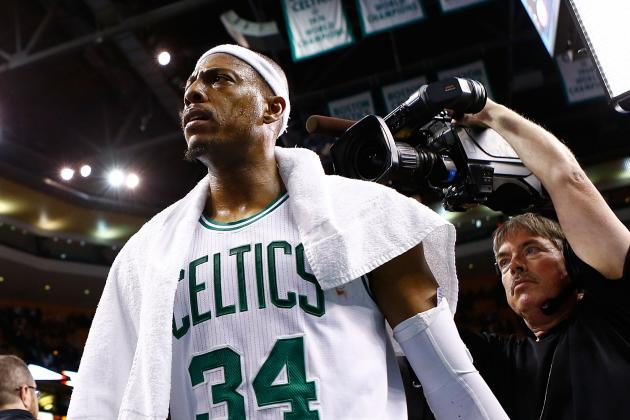 "Paul Pierce: ""I Want to Retire a Celtic"""