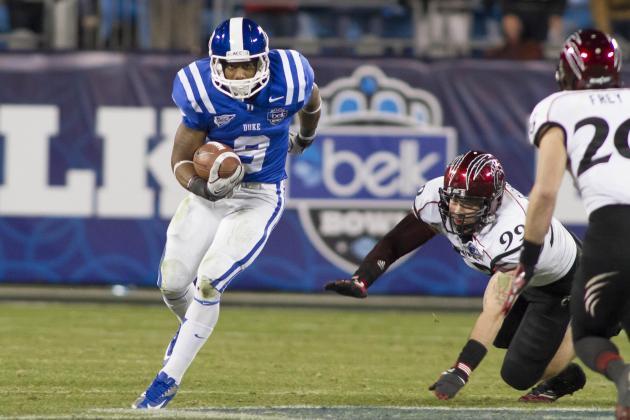 Duke Loses Top Recruiter Matt Lubick