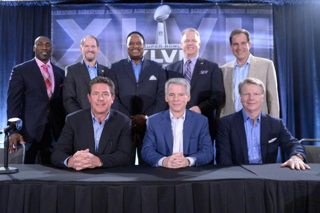 Super Bowl Kickoff Time 2013: Breaking Down CBS' Lineup in Lead-Up to Big Game