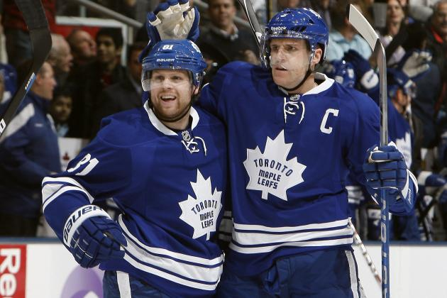 Toronto Maple Leafs: Should Phil Kessel and Dion Phaneuf Be Traded or Re-Signed?