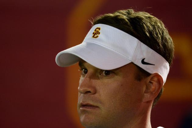 Kiffin Takes Blame for USC's 2012 Season