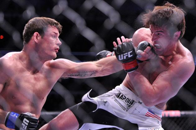 Michael Bisping vs. Alan Belcher to Co-Headline UFC 159