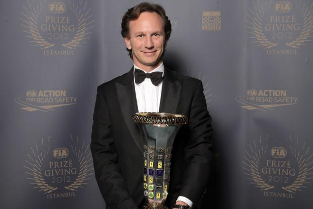 Red Bull Confirm Christian Horner Has Penned a Multi-Year Contract Extension