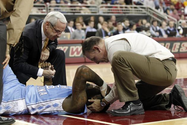 UNC Basketball: McDonald, Tokoto Must Step Up After Hairston Concussion