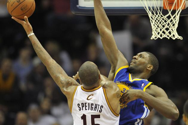 Why Speights May Be Out of Cleveland