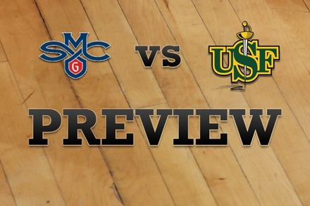 Saint Mary's vs. San Francisco: Full Game Preview
