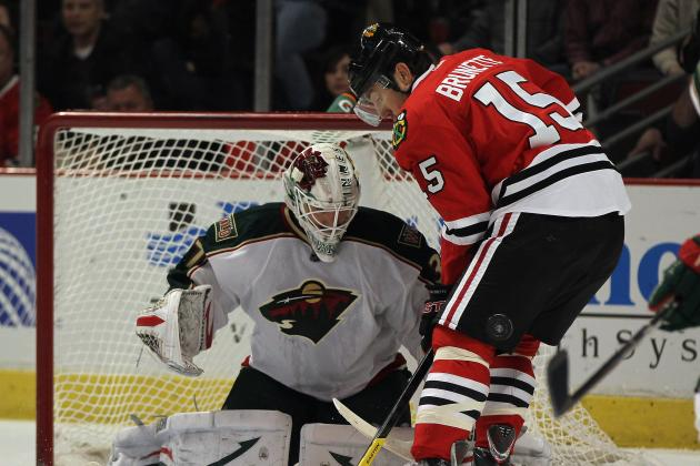 Josh Harding Gets the Wild Cage Tonight Against the Chicago Blackhawks