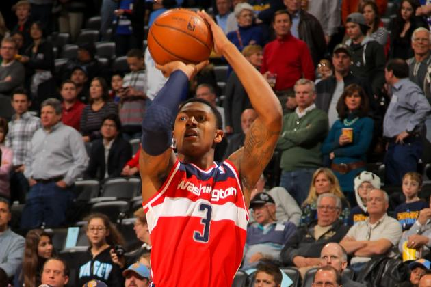 Bradley Beal to Be Game-Time Decision in Philadelphia