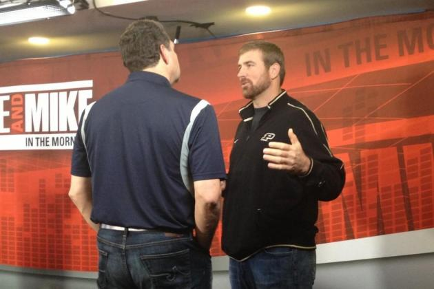 NFL: Talking Super Bowl, Draft, Pro Bowl and More with Mike Golic and Matt Light