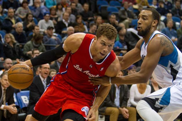 Clippers-Timberwolves Preview