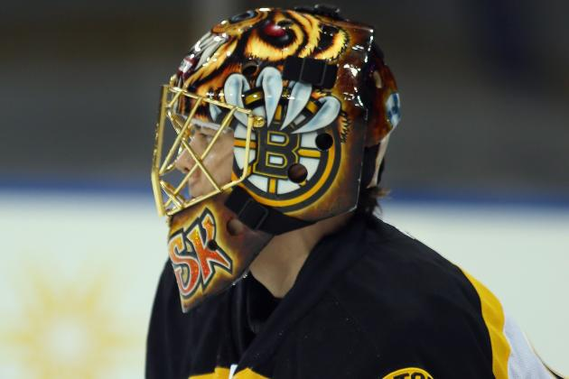 Rask Earning Teammates' Confidence