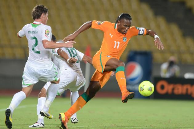 Ivory Coast 'Reserves' Storm Back to Hold Algeria