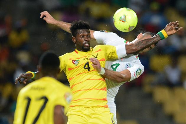 Emmanuel Adebayor: Striker Is Togo's Key to Deep Run in Africa Cup of Nations