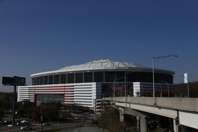 Falcons Say They Aren't Leaving Metro Atlanta