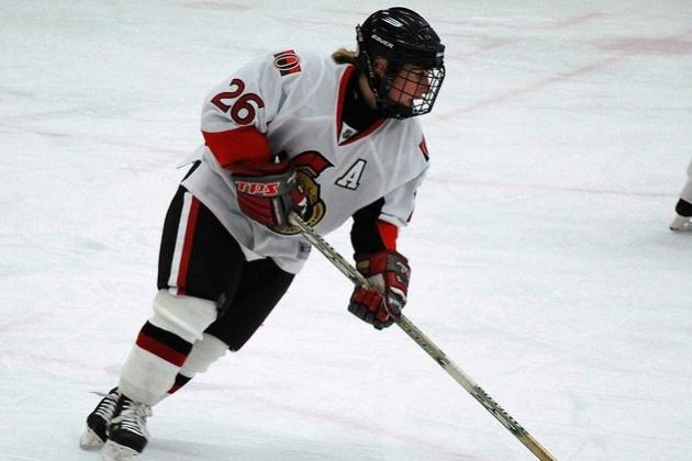 Kendra Antony on Wisconsin, Ottawa and the Love of the Game