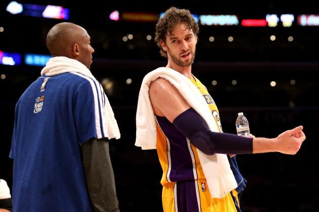Lakers vs. Suns: Players Who Will Keep LA's Winning Streak Going