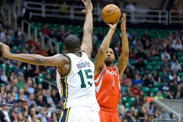 Jazz Take Umbrage with 4th-Quarter 3s