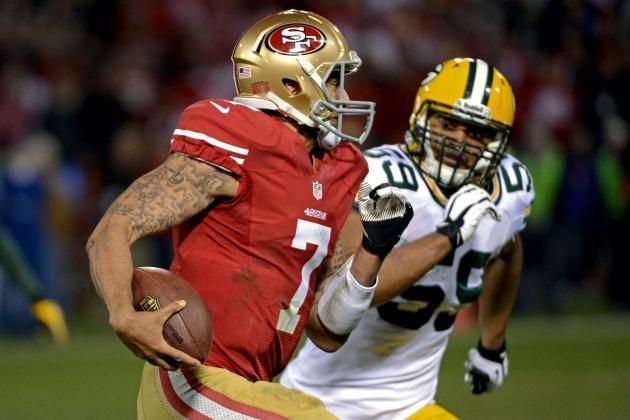 Evolution of the NFL Quarterback: Can a Running Quarterback Win the Super Bowl?