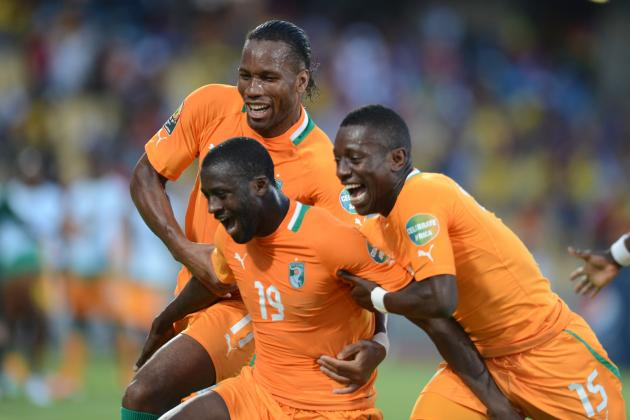 Africa Cup of Nations 2013: Day 12 Scores and Results Summary