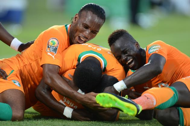 Drogba Leads Elephants Comeback