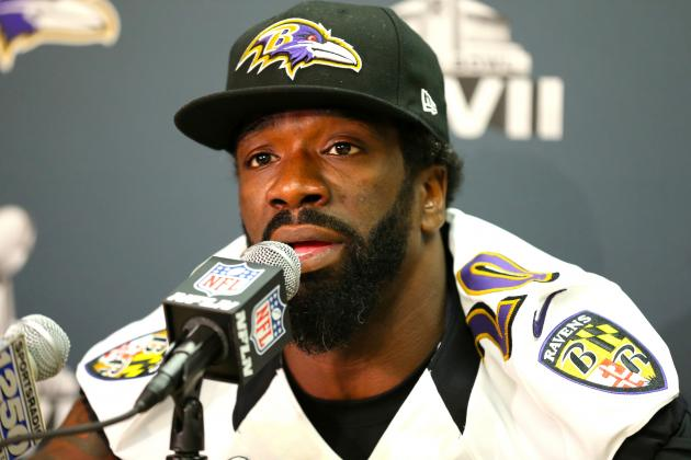 Ed Reed Says He Could See Himself Playing for Patriots Next Season