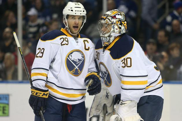 When Ryan Miller Isn't Sharp the Buffalo Sabres Don't Win