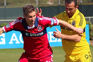 Fire Fall 2-1 to Columbus Crew in Preseason Friendly