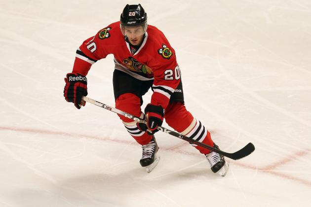 Quenneville Likes What He Sees from Saad