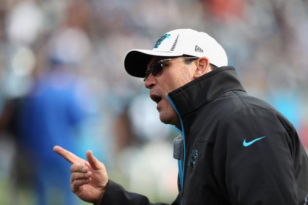 Panthers' Rivera Knows He Has to Win in 2013