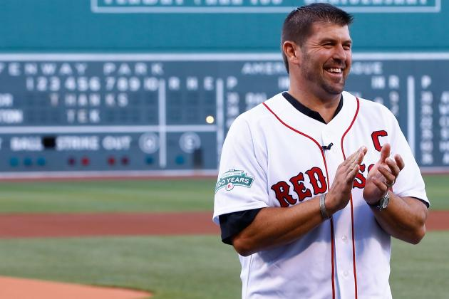 Jason Varitek Not Being Considered for Red Sox Coaching Staff