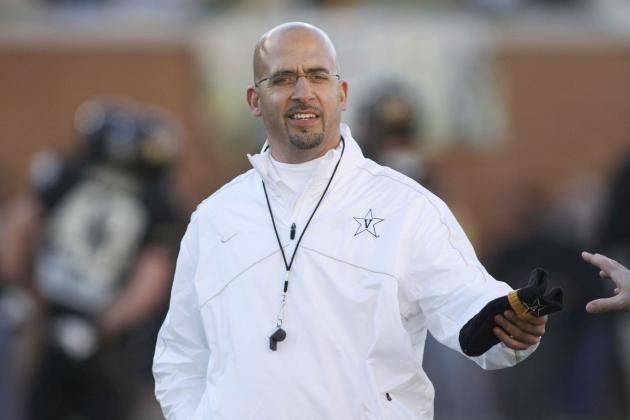 Vanderbilt's James Franklin Jabs Nick Saban, Calls Coach 'Nicky Satan'