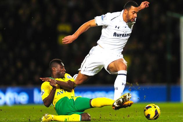Norwich 1-1 Tottenham Hotspur: As It Happened