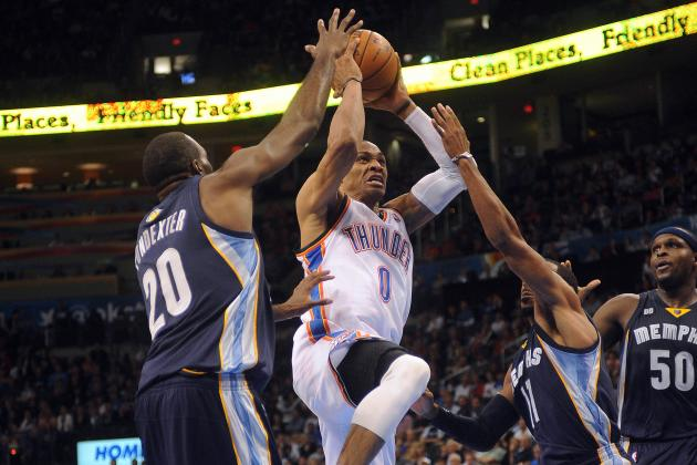 Memphis Grizzlies vs. Oklahoma City Thunder: Preview, Analysis and Predictions