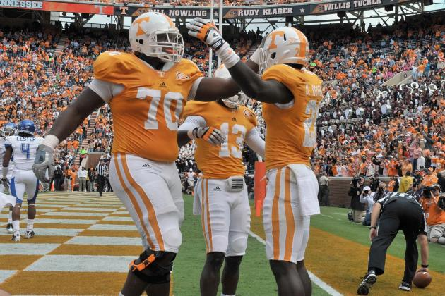 Looking at Vols' Offseason Workouts