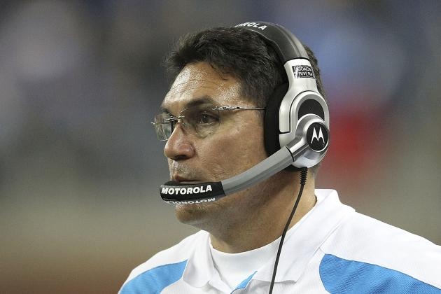 Ron Rivera: Shula Hire Was to Ensure Continuity
