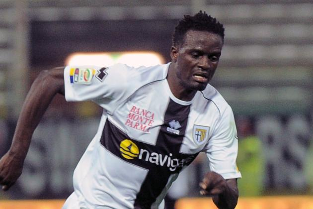 Inter's McDonald Mariga Joins Parma on Loan