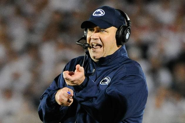 Penn State Gets Commitments from 4 More 'Run-On' Players