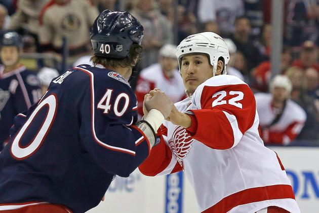 Tootoo Fires Up Fans, Teammates by Scrapping, Hitting and Agitating