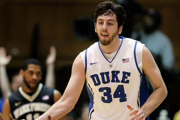 Duke Misses Ryan Kelly's Defense Most