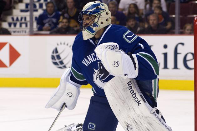 Eddie Lack Injury Makes Roberto Luongo Trade Difficult for Vancouver Canucks