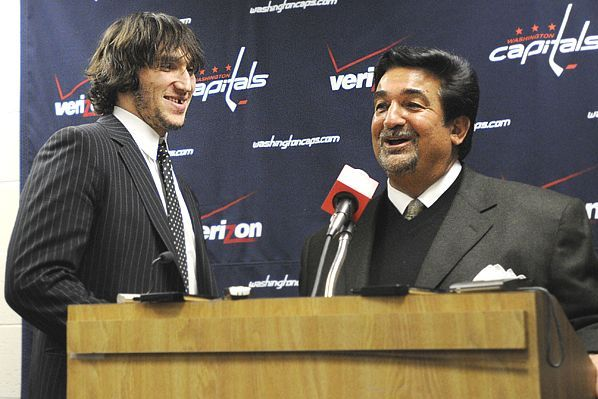 Ted Leonsis Concerned with Alex Ovechkin's Start: 'He Needs to Play Better'