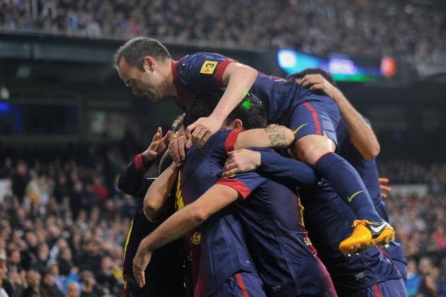 Real Madrid vs. Barcelona: Score, Grades and Post-Match Reaction