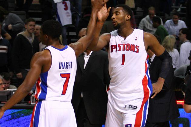 Andre Drummond, Brandon Knight to Play in NBA's Rising Stars Challenge