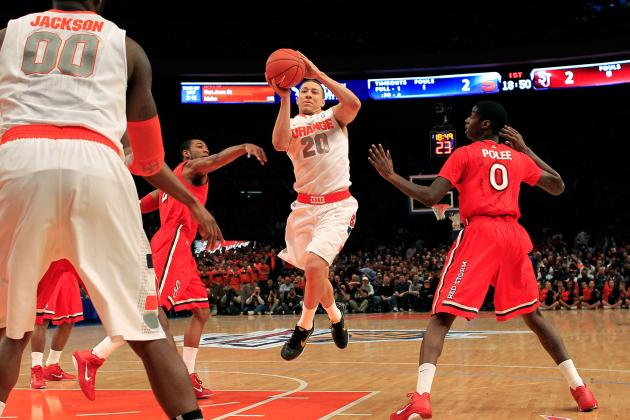 Syracuse and St. John's Agree to Home-and-Home Series in Men's Basketball