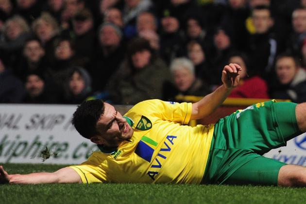 Norwich City 1-1 Tottenham