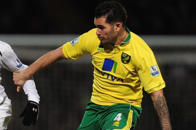 Norwich V Tottenham: 30th Jan 2013 | Report | Barclays Prem