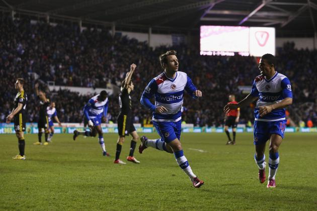 Reading 2-2 Chelsea: Royals Rally to Shock Sloppy Blues