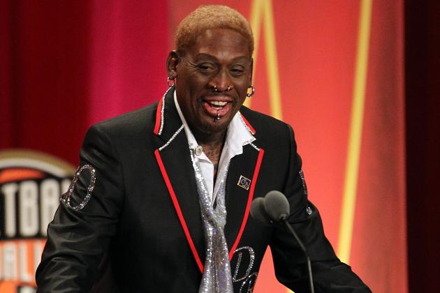 Dennis Rodman's Children's Book Released This Week