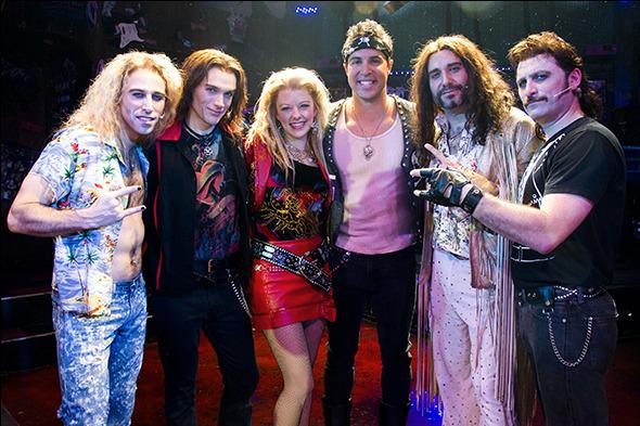 Photo: Mark Teixeira Just Wants to Rock